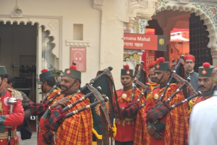 Udaipur: What Tartan is that?