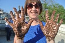 Mumbai: Henna