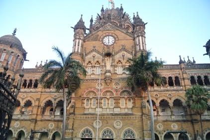 Mumbai: Central Train Station
