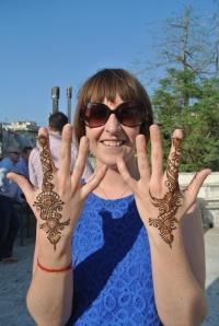 Hmmm nice Henna!