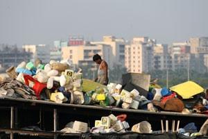 Mumbai: Dharavi Slum