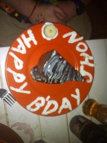 Goa: Someone turns 30!
