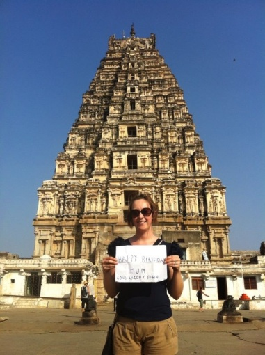 Hampi: Birthday Wishes