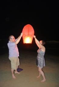 Palolem: Lanterns