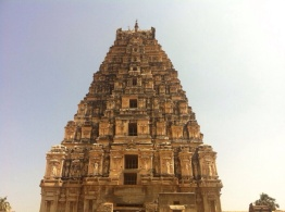 Hampi: Temple