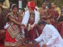 Ollie and Neem's Indian Wedding