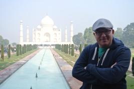 Big White. (And the Taj Mahal)