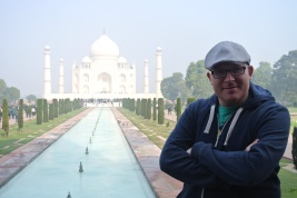 Big White. (And the Taj Mahal)