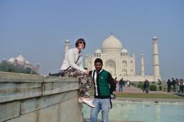 Raj and Karen