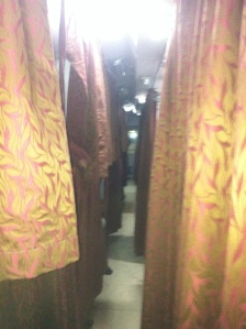 What's behind the curtains?