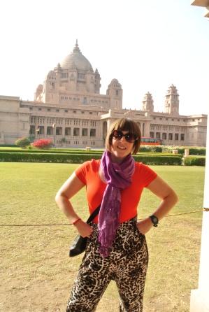 Jodhpur: Umaid Bhawan Palace