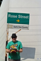 Where the streets have my name!