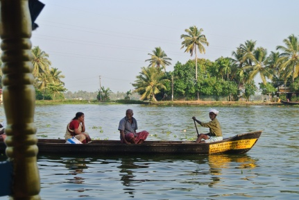 Allepey: Backwaters