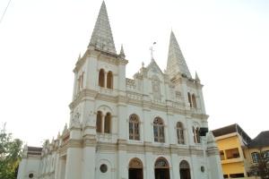 Santa Cruz Basillica