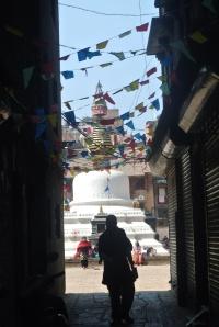 Crouching Tiger Hidden Stupa