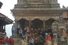 Bhaktapur: Film set