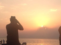 Kep: Capturing sunset