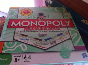 "In Russian Monopoly; ""Go Passes You"" (Ode to Yakov Smirnoff)"