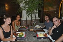Phnom Pehn: Friends reunited