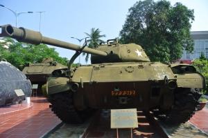 M-43 American MBT.