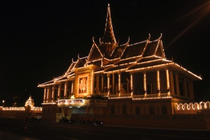 Phnom Pehn: Throne Hall