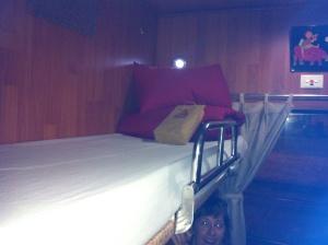 Top bunk please!
