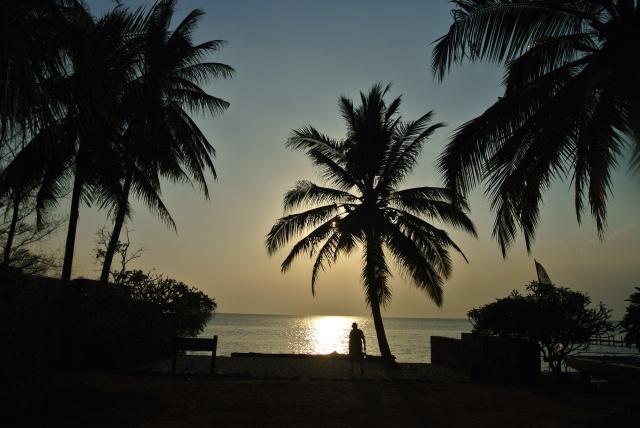 Kep: Sunset
