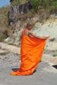 Young Monk at Bokor Hill