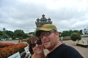 First Laos Selfie