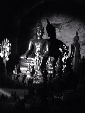 Buddha Statue in Laos