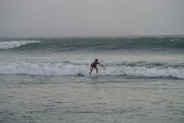 Surf's Up in Bali