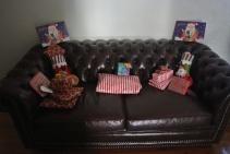 Ooh Santa has been!