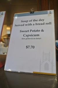 Capsicum = Pepper for all our non Australian readers!