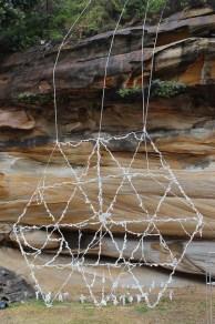 The Skeleton Woman's Spidernet - Isabella Lleo Castelles
