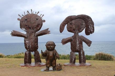 Welding Iron Sculpture - Naidee Changmoh