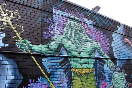 Surf Alley Poseidon