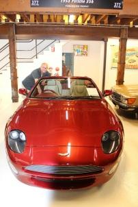 1999 Aston Martin DB7 Vantage Volante