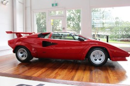 1985 Lamborghini Countach 5000QV