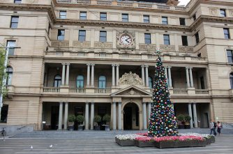 Custom House - Circular Quay