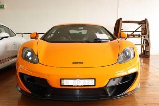 2013 McLaren 12C 50th Anniversary
