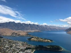 Queenstown and the Remarkables