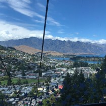 Great view of the Remarkables