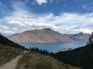 Cecil and Walter Peak views