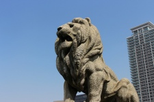 Bridge Lion